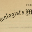 Title page of Entomologist's Monthly Magazine