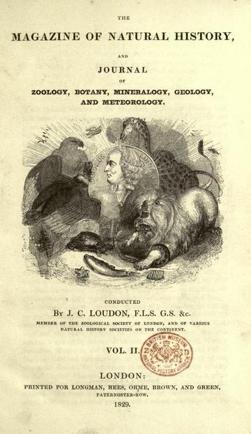 Magazine of Natural History