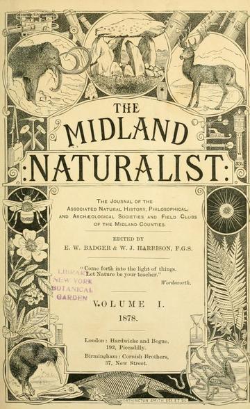 midland naturalist