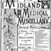 Title page from Midland Medical Miscellany